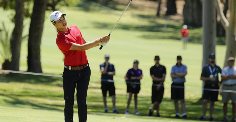 Australian prodigy min woo lee to continue his professional journey in Qatar