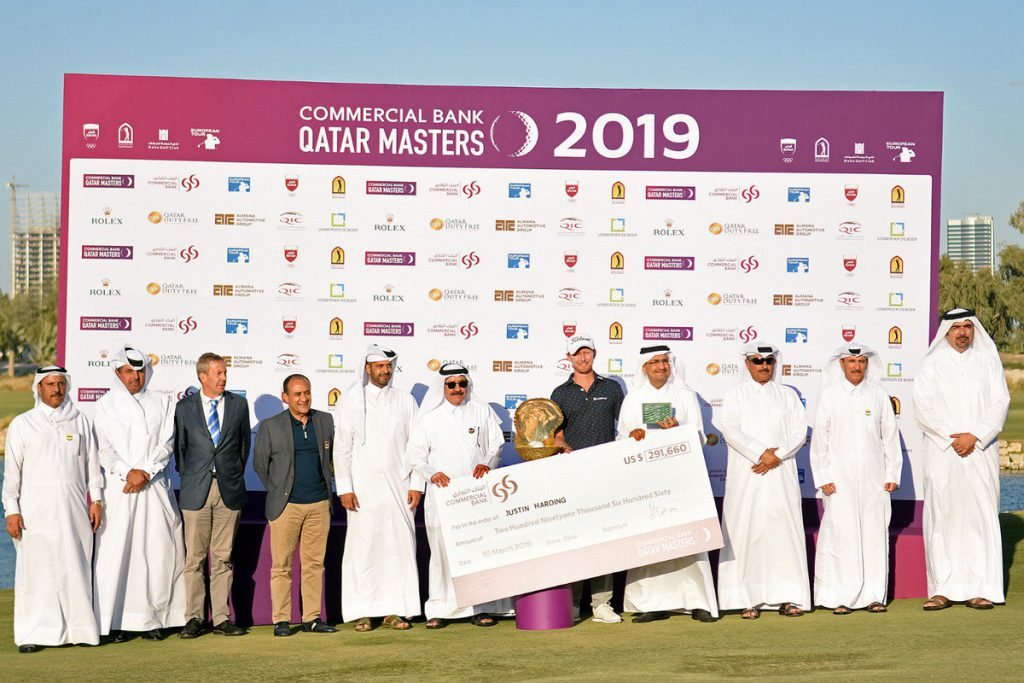 Commercial Bank Qatar Masters 2019 proves a success for all