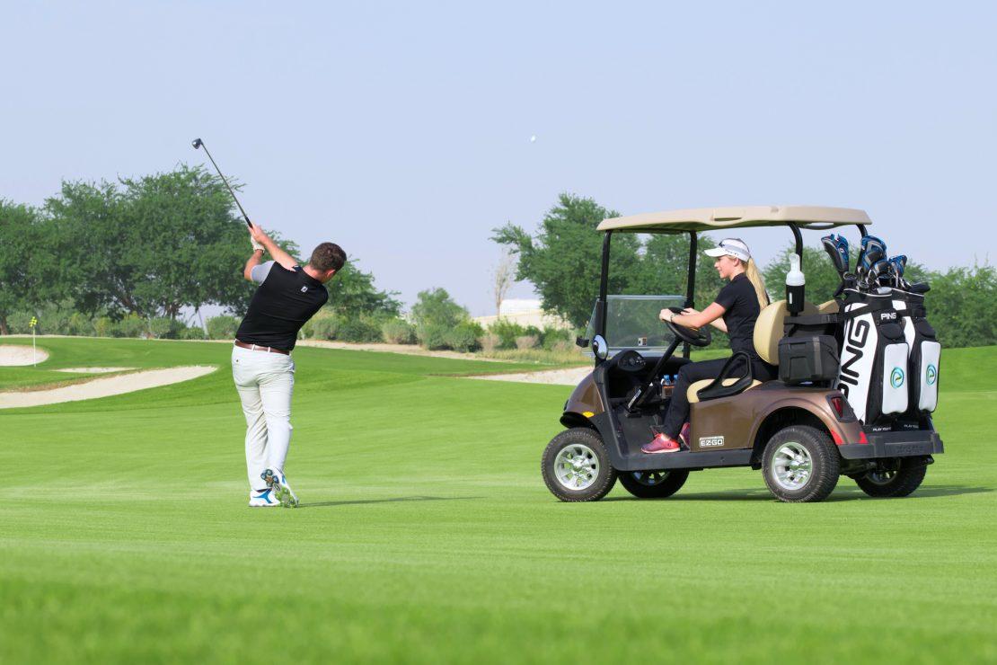 ECGC, CBQ to Host Qatar Masters  Pro-Am Qualifier Open