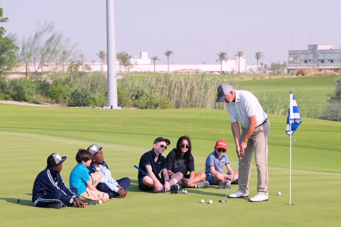 CBQ AND ECGC to Host Commercial Bank  Qatar Schools Golf Championship