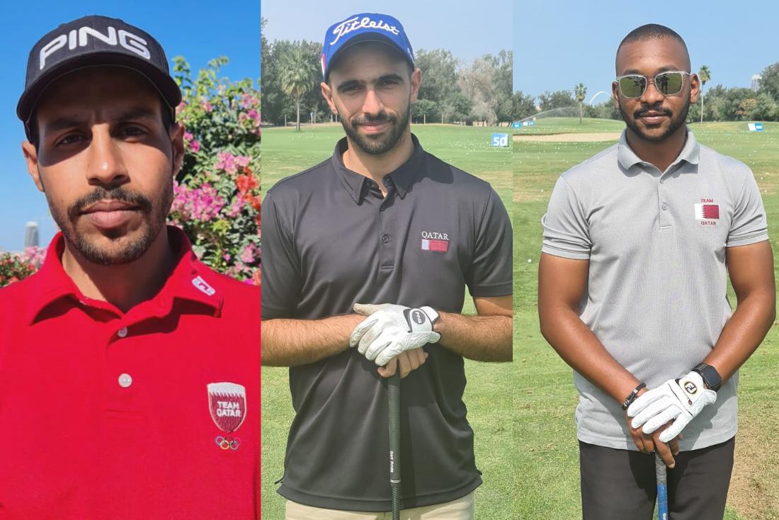 Qatari golfers wishes Woods speedy recovery